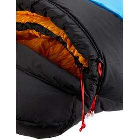 Marmot Warmcube Expedition Sovepose Lang, blå/sort